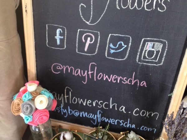 Sweet Modern Local: May Flowers