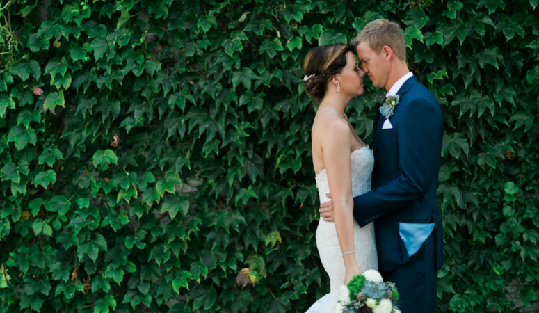 Chattanooga Wedding : Breanne + Deaton at Miller Plaza