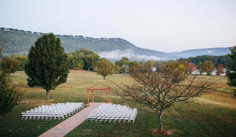 Chattanooga Wedding Planning Tip 100 : One Set of Chairs or Two