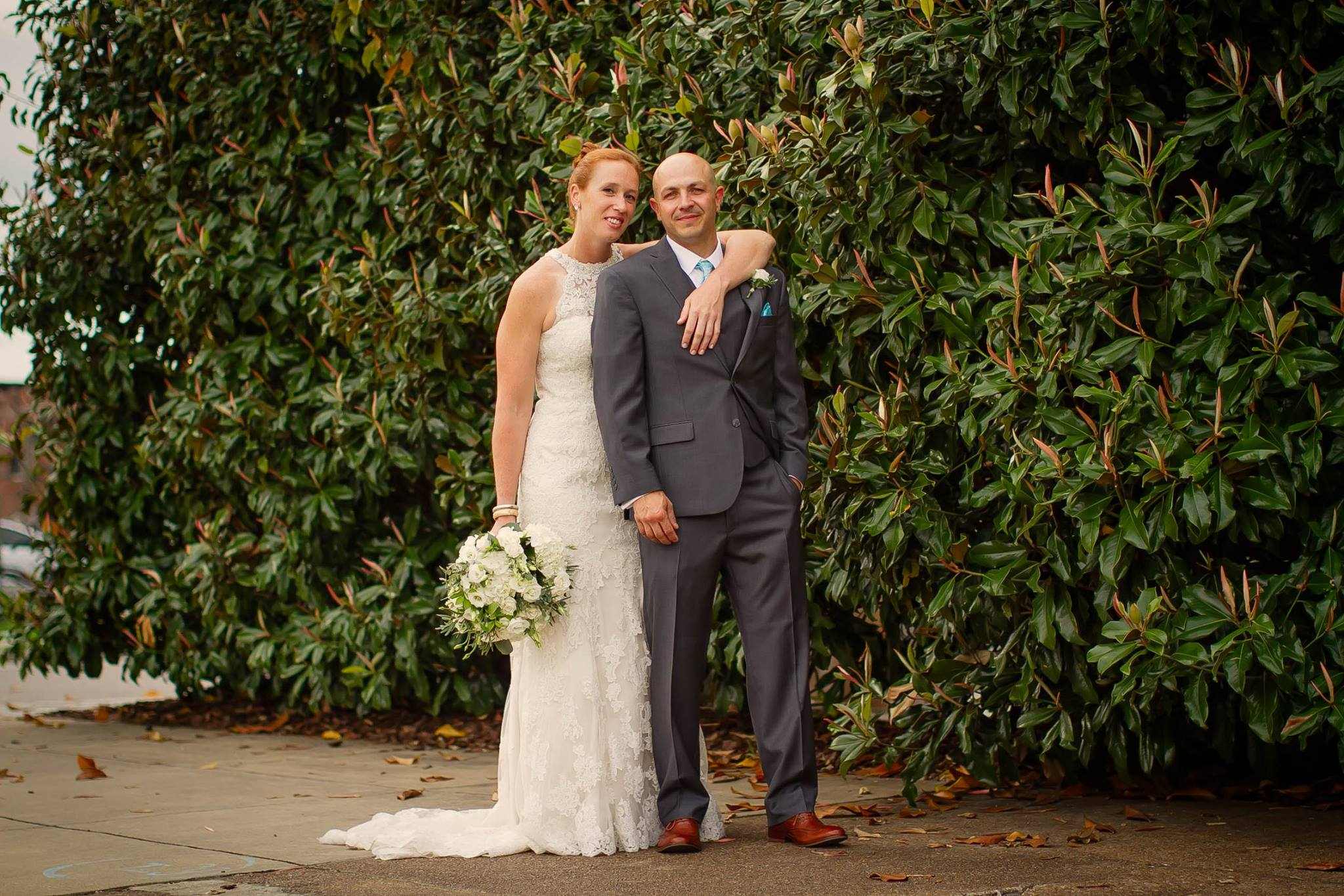 Chattanooga Real Wedding : Brunch at The Urban Lawn