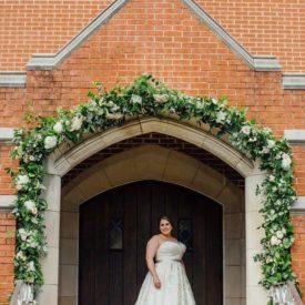 Chattanooga Catholic Wedding : Jessica + John