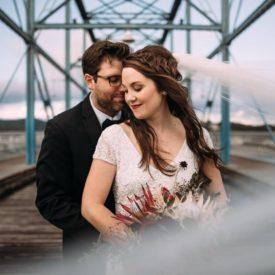 Chattanooga Wedding : Alex and Sydney Say I Do | The Church on Main