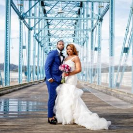 Chattanooga Wedding : Meet the Cuyler's | Stratton Hall Wedding