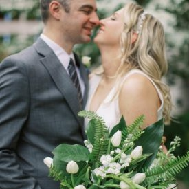 Rachel and Logan's Tennessee Aquarium Wedding Sneak Peek with Abigail Malone Photography
