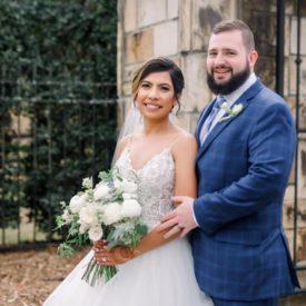Real Chattanooga Wedding :  Joselyn + Nathanale's Howe Farms Apple Barn Wedding