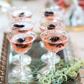 Cue The Champagne: Choosing the Perfect Signature Cocktail