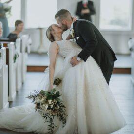 Real Wedding : Randi and Caleb | May 23, 2020 | Howe Farms