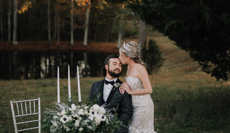 Narnia Wedding Styled Shoot North Georgia